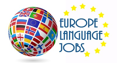 europe language jobs logo
