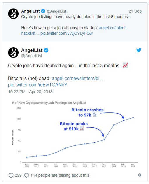 why blockchain jobs 1