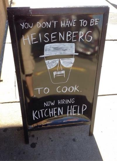 kitchen help funny job ads