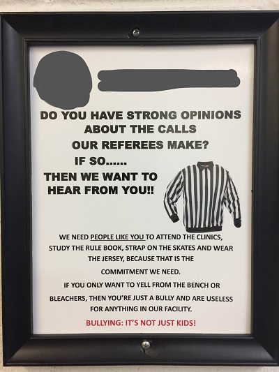 referee funny job ads