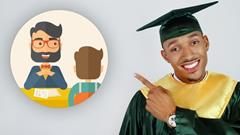 Watch Me Get a Job Interview (Literally) New Grads & College - Udemy Free