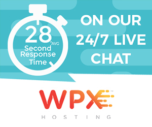 WPX Hosting Live_Chat banner