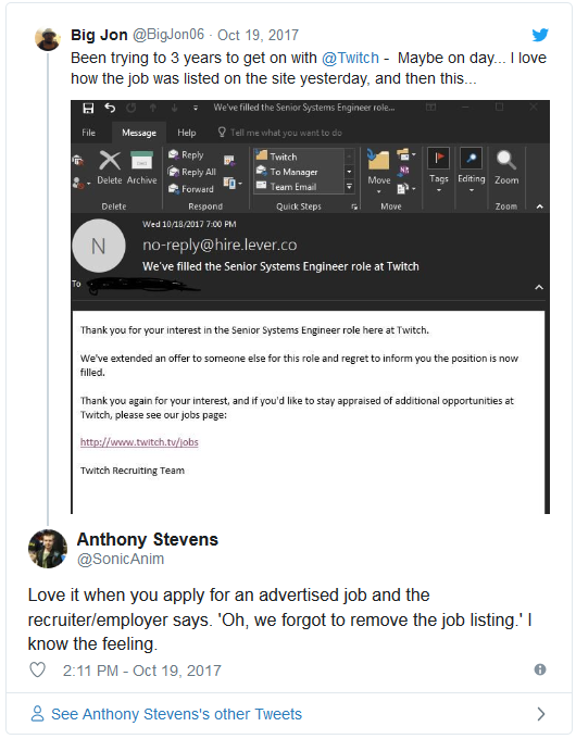 why job openings reposted 10