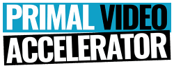 Primal Video Accelerator Logo