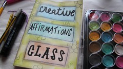 Creative Affirmations Class - Udemy Free