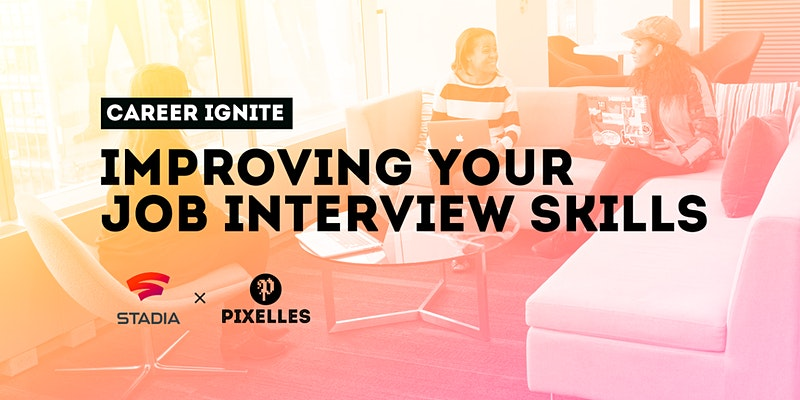 Career Ignite: Improving Your Job Interview Skills