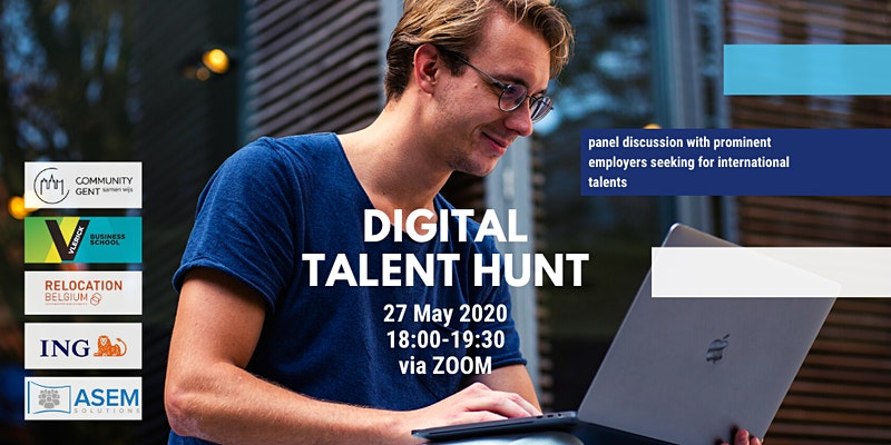 Digital Talent Hunt