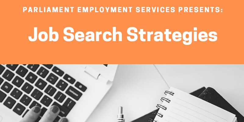 Job Search Strategies - Part 1