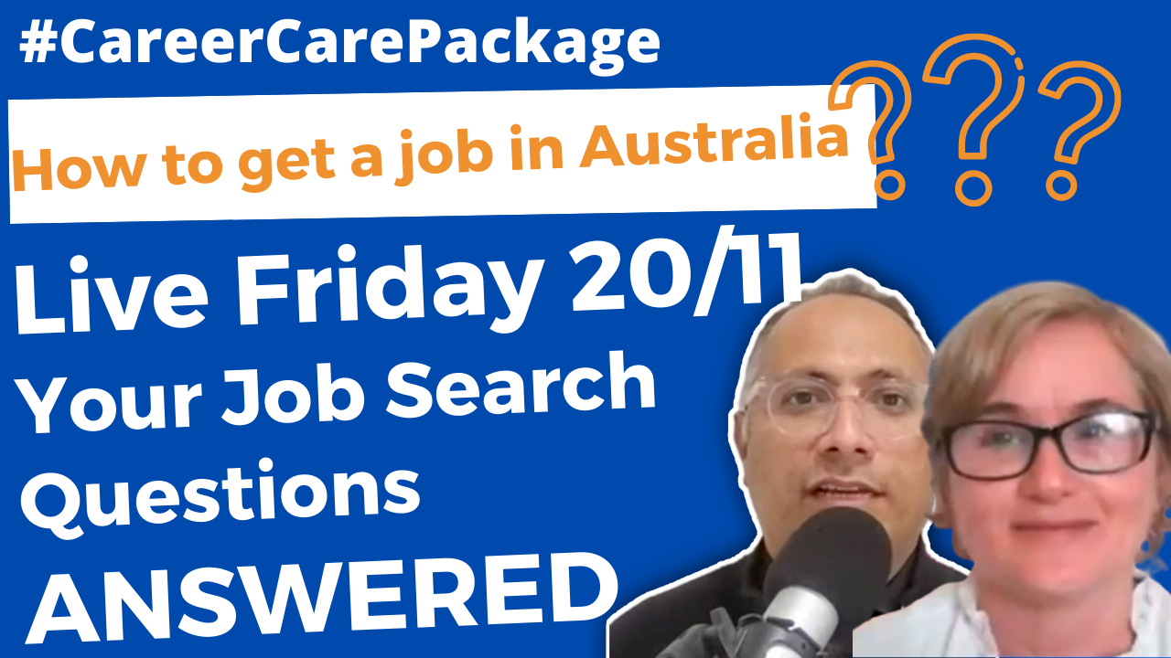 Career Care Package #173 Ask Us Anything About Your Job Search
