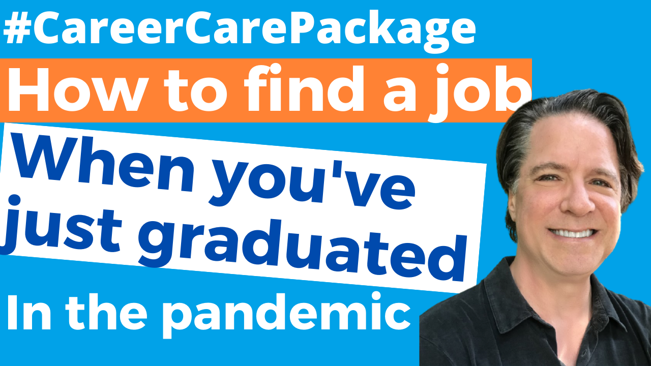Career Care Package #171 Help!! After years of hard work I finally graduated ready for my dream job. Then Covid hit.