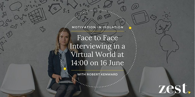 Interviewing in a Virtual World with Robert Kenward