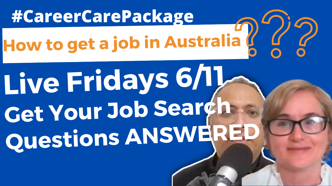 Career Care Package #164 Ask us anything about your job search (not the election)