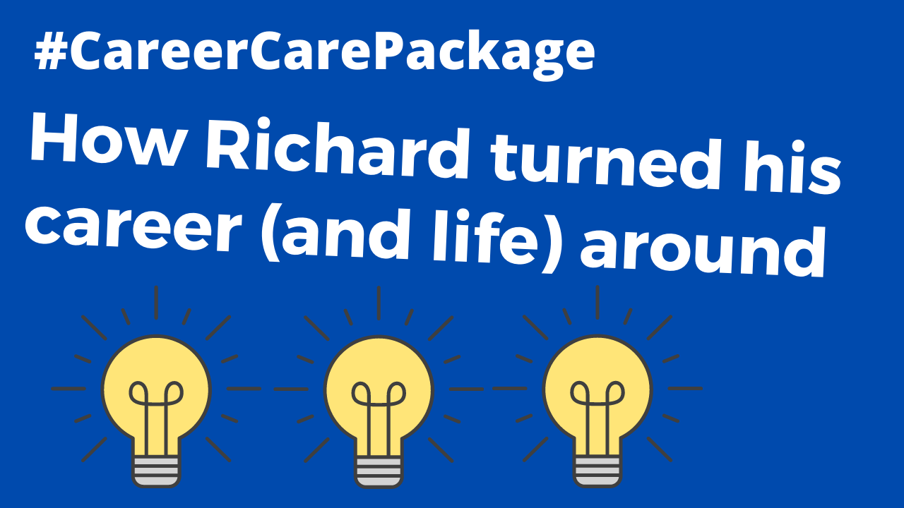 Career Care Package # 124 How volunteering changed my career (and life)