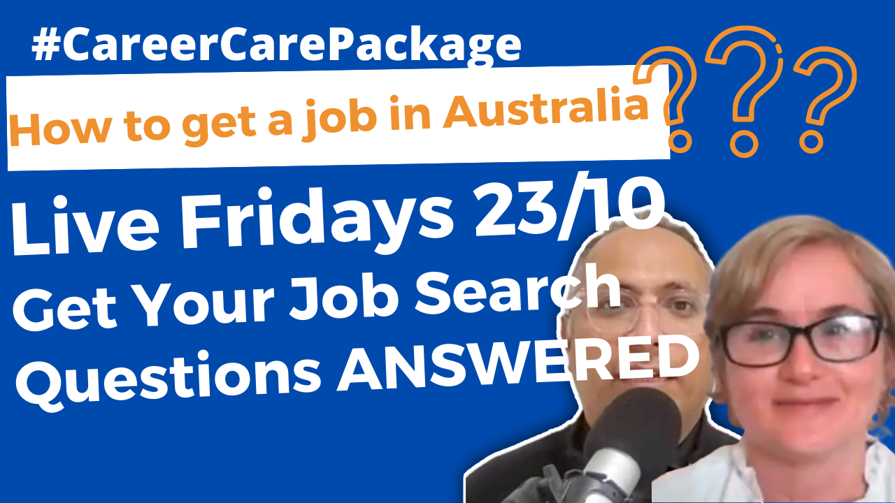 Career Care Package #155 Need a job faster? Ask Us Anything About Your Job Search