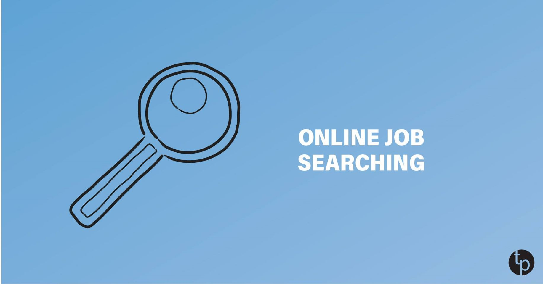 Online Job Searching - Virtual Event