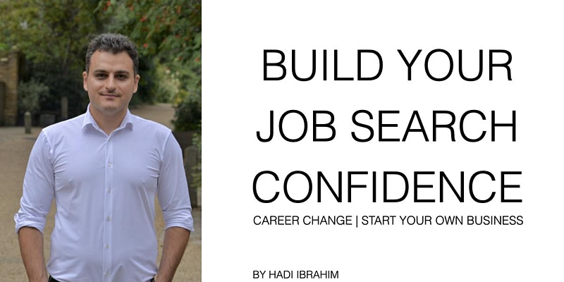 Build Your Job Search Confidence