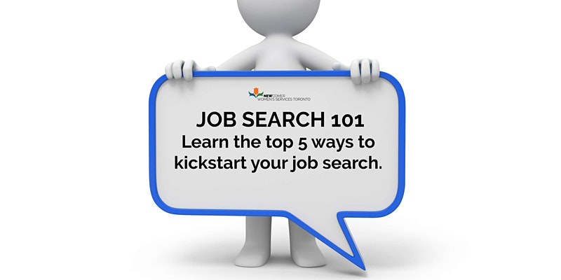 JOB SEARCH 101: Learn the top 5 ways to kickstart your job hunt