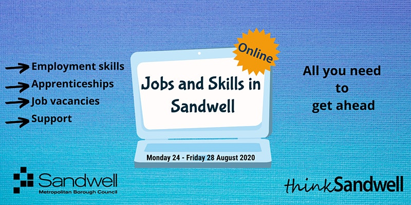 Jobs and Skills in Sandwell - Online