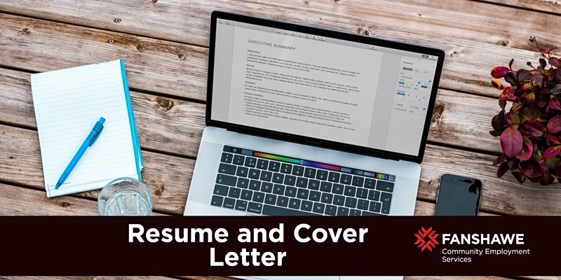Resumes & Cover Letters Workshop