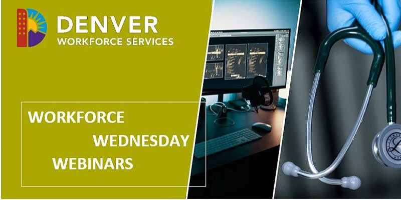 Workforce Wednesday Webinars