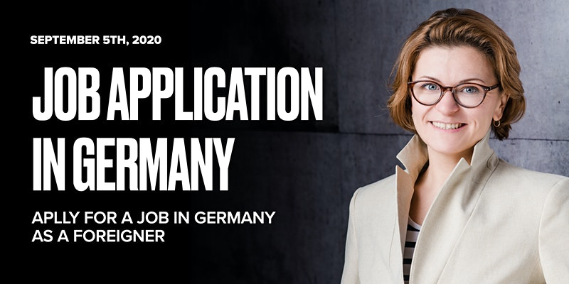 Job Application in Germany for Foreigners