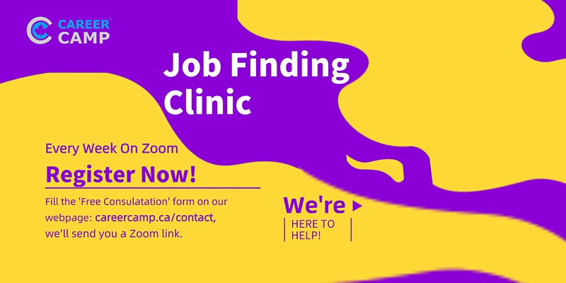 Job Finding Clinic