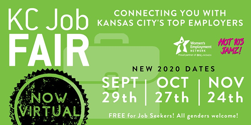 KC Job Fairs 2020