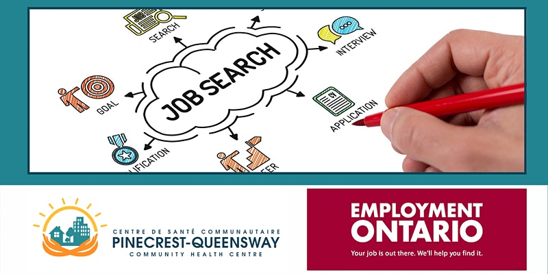 The Effective Job Search-Online workshop