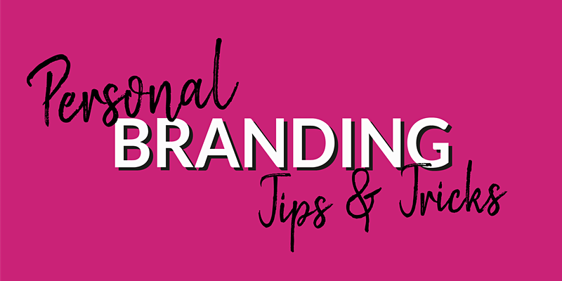 Brand You! A Personal Branding Masterclass