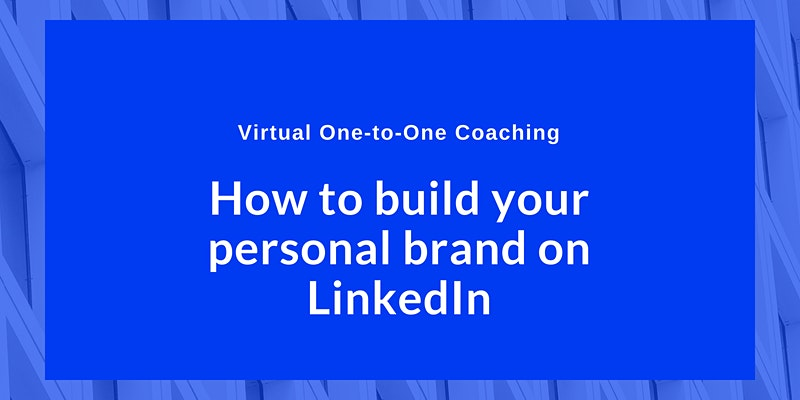 Build Your Personal Brand On LinkedIn