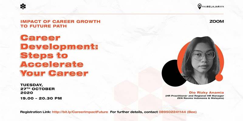 Career Development: Steps to Accelerate Your Career