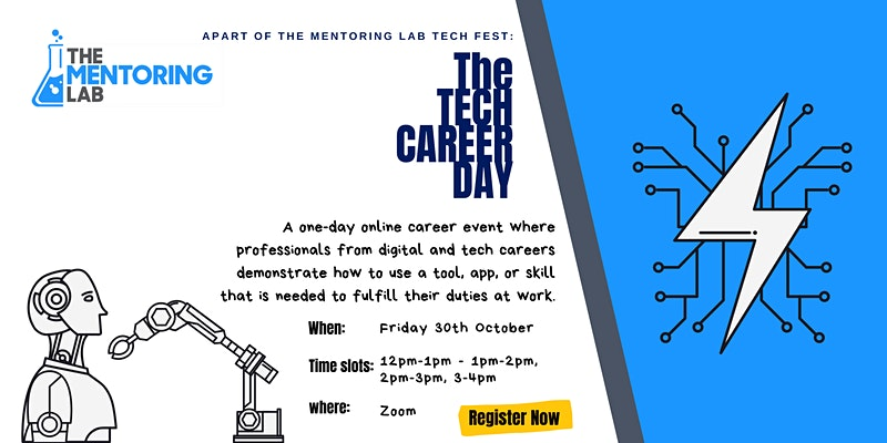 Digital and Tech Career Day
