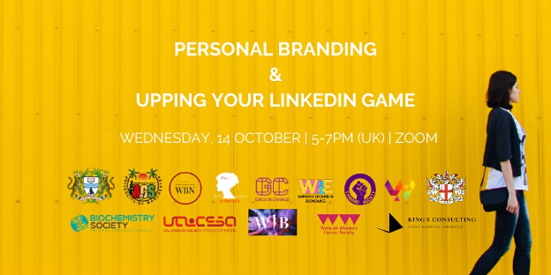 Personal Branding & Upping Your LinkedIn Game