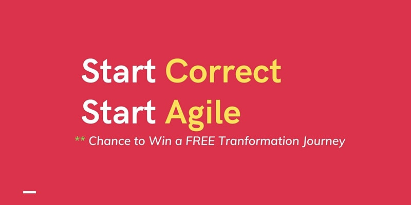 Be Smart - Be Agile . Start your career transformation today !