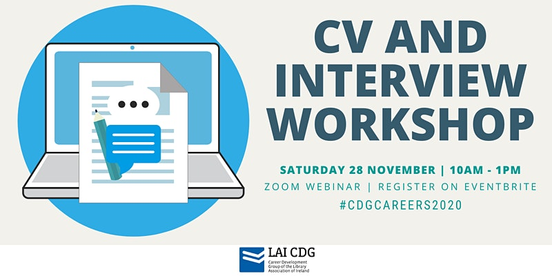 CV & Interview Workshop | LAI Career Development Group