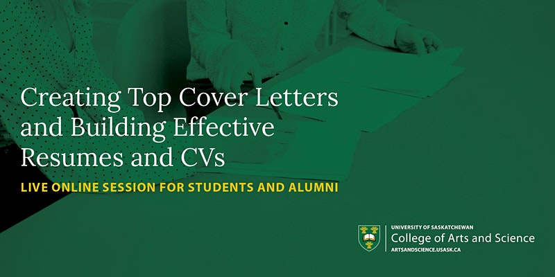 Creating Top Cover Letters and Building Effective Resumes and CVs
