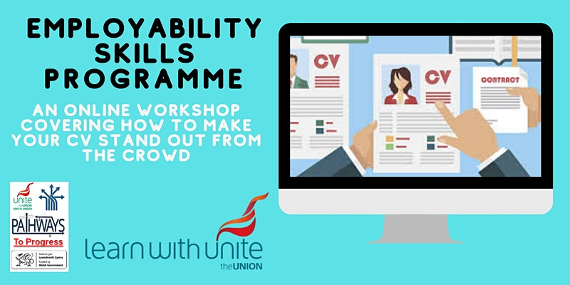 Employability Skills Programme - CV Part 2 Stand out from the crowd