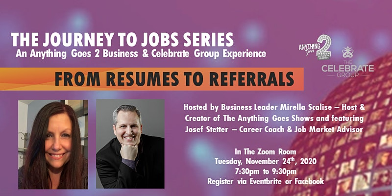 From Resumes To Referrals