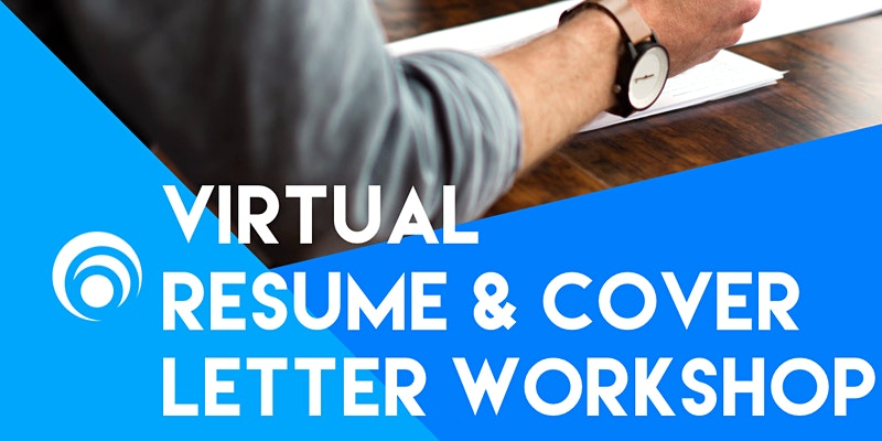 Virtual cover letter & resume workshop(Online)