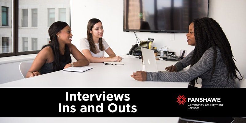 Interview Ins & Outs Workshop (Virtual)