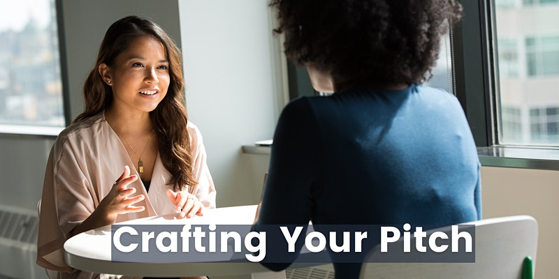 Crafting Your Pitch