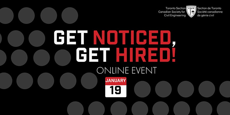 Get Noticed, Get Hired!