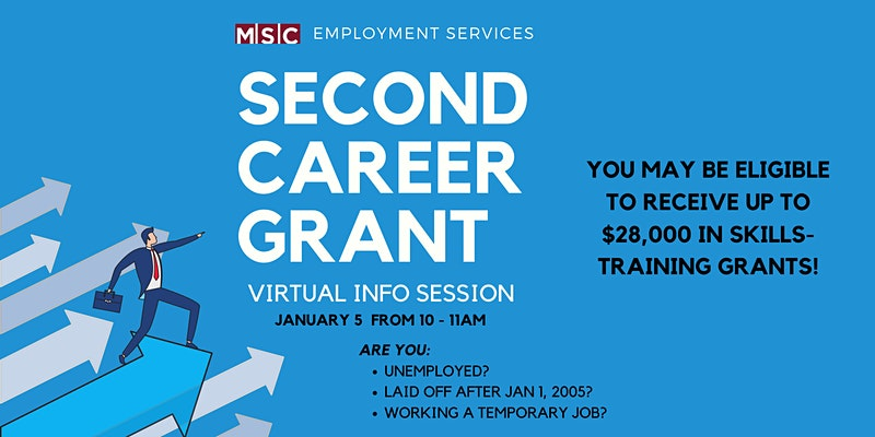 Second Career Info Session