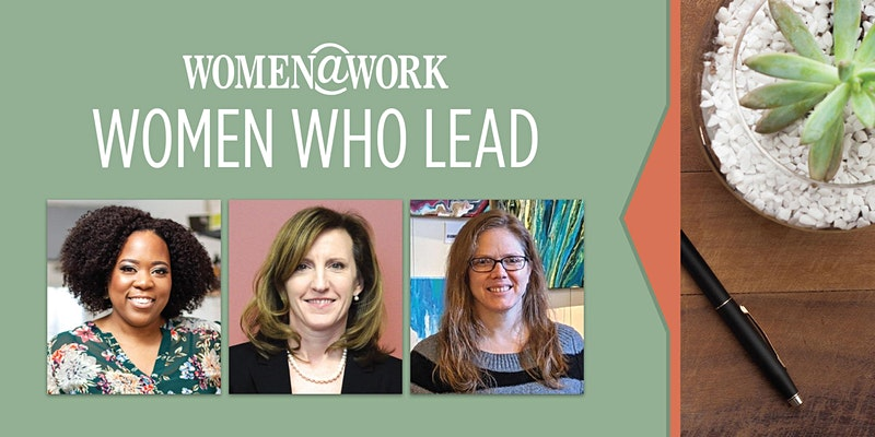 Women Who Lead: What's Your Pitch?