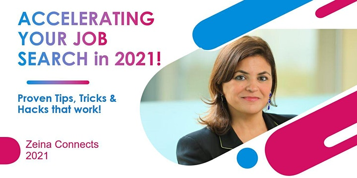 ACCELERATING YOUR JOB SEARCH in 2021! Proven Tips, Tricks & Hacks!