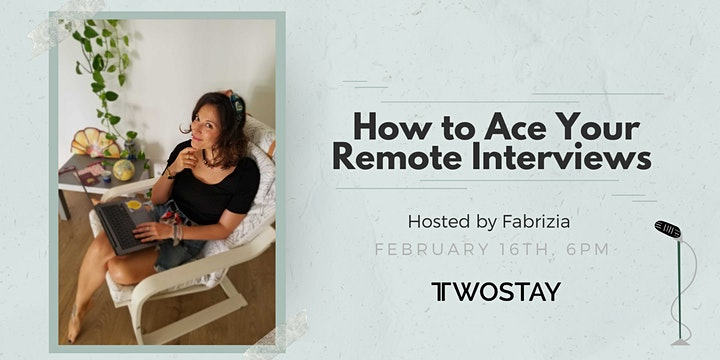 How to Ace Your Remote Interviews