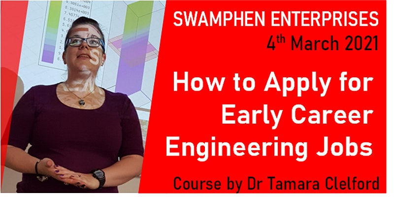 How to apply for early career engineering jobs
