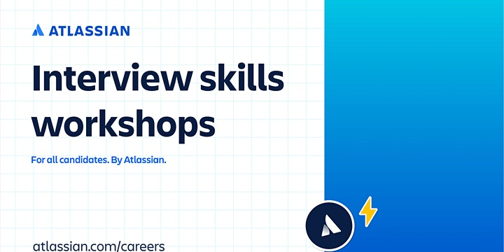 Interview Skills Workshop for Candidates by Atlassian