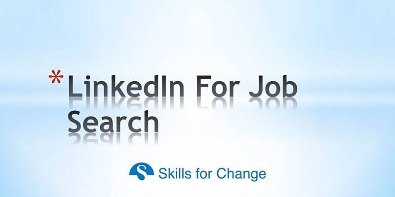 Maximising your LinkedIn for Job Search (East)