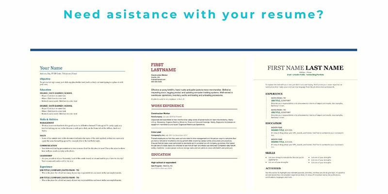 In-Depth Resume Writing Workshop | Dixon Hall | March 23rd